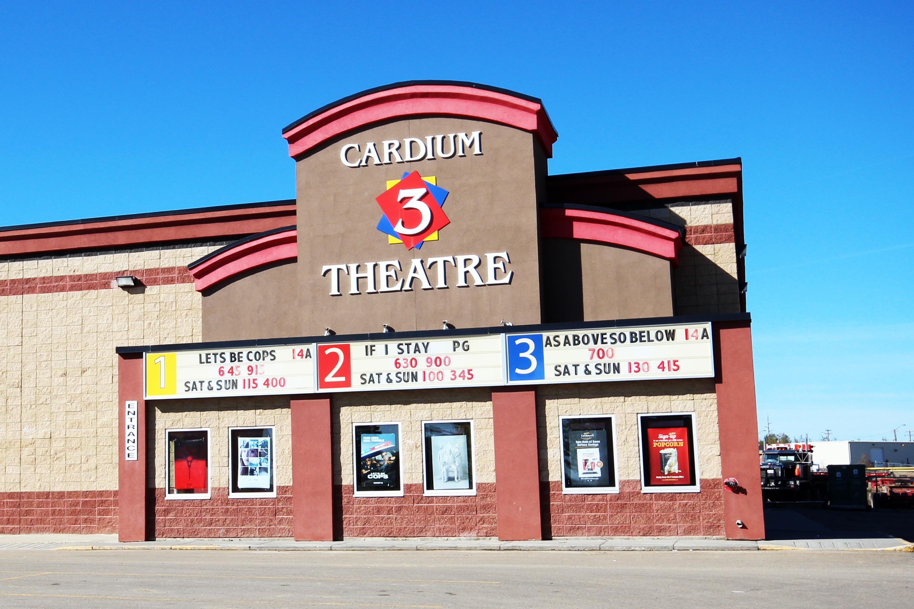 Cardium Theatre 2